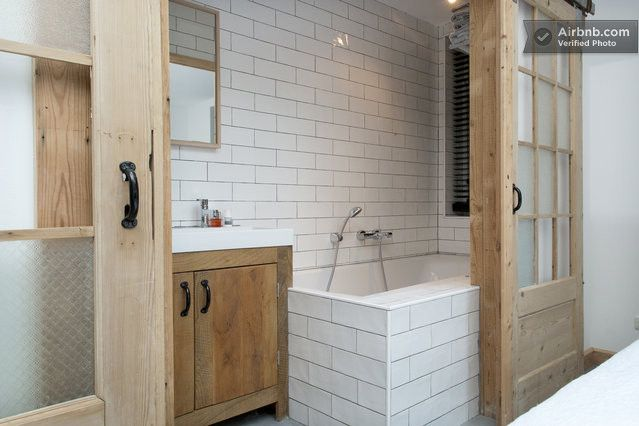66 best airbnb bathrooms images on pinterest floors