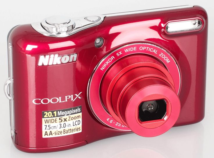Nikon L30 Manual User Guide And Detail Specification Best Digital Camera Nikon Coolpix