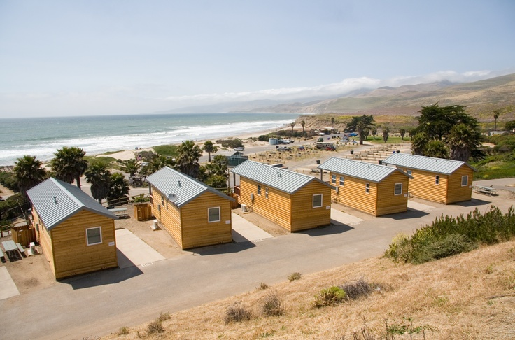 Jalama Beach Cabins Luxury Camping With A View Custom