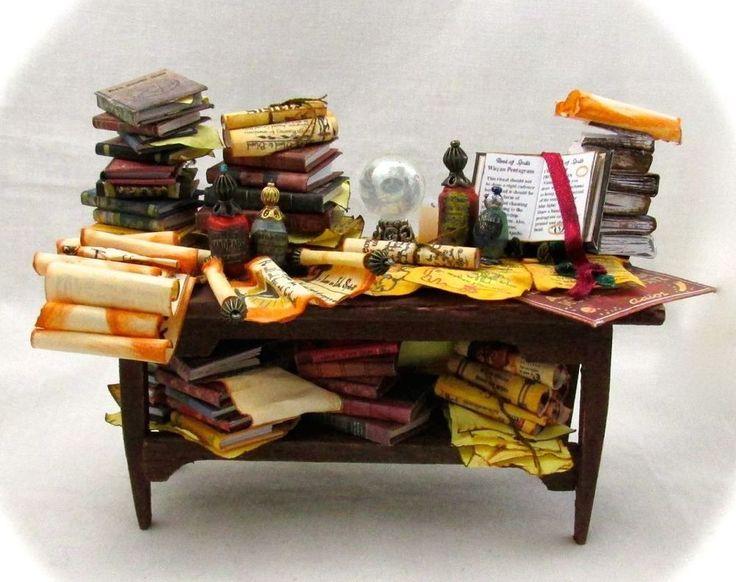 181 Best Magic Miniature Dollhouse Harry Potter Images On
