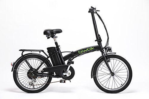 Vélo électrique pliant mod. Book 200 Batterie Lithium Ion 36V 10Ah: '-Vélo pliant–pas autorisé (pédale Assist) système de la CE–Moteur…
