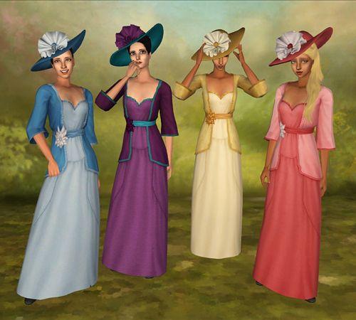 Mistress Mysterium Hat Recolors   Skell