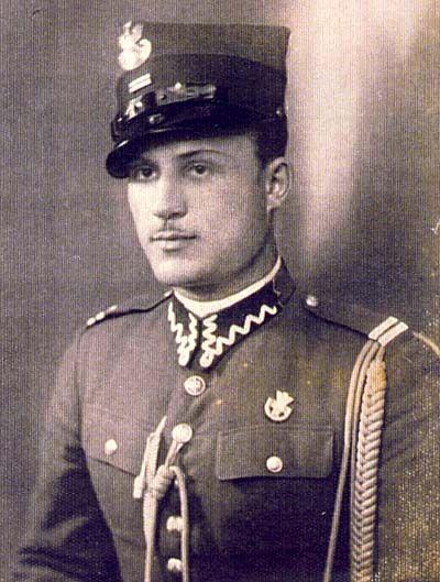 Żandarm Feliks Dołgań. Lata 30. XX w.