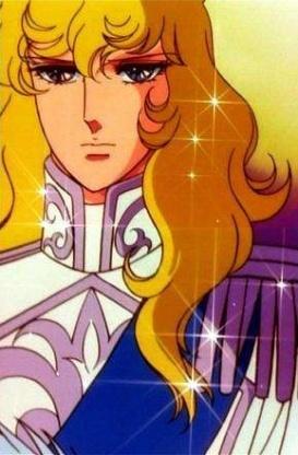 Lady Oscar..