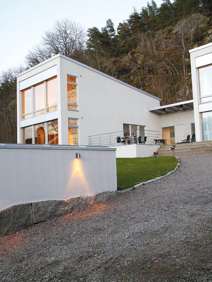 A villa in Gränna, Sweden