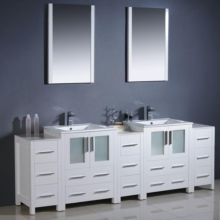 Designer Bathroom Vanity