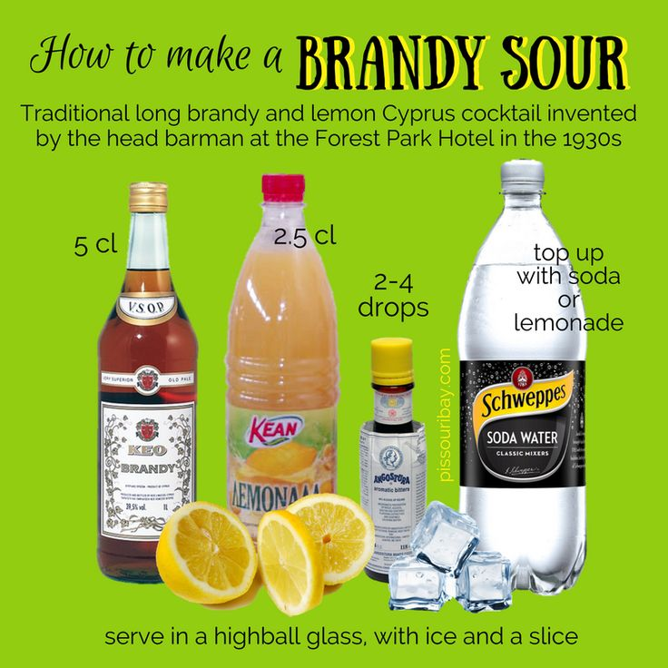 From secret tipple to the Cyprus cocktail - Brandy Sour #brandysour #cypruscocktail #sundowner #cyprus https://plus.google.com/+PissouribayCyp/posts/VxoDP4dccjN