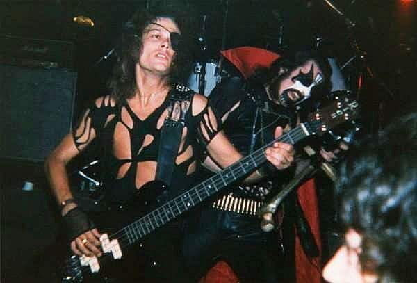 "Mercyful Fate - Timi ""Grabber"" Hansen & King Diamond"