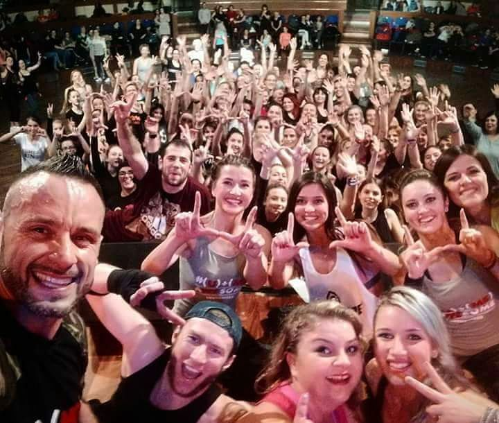 Sarajevo #Urbhanize masterclass. So much fun, energy, #dance, cool music, amazing people! Follow us on #facebook: www.facebook.com/urbhanize