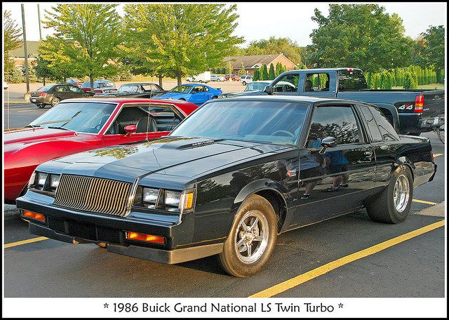 1986 buick grand national ls twin turbo flickr photo. Black Bedroom Furniture Sets. Home Design Ideas