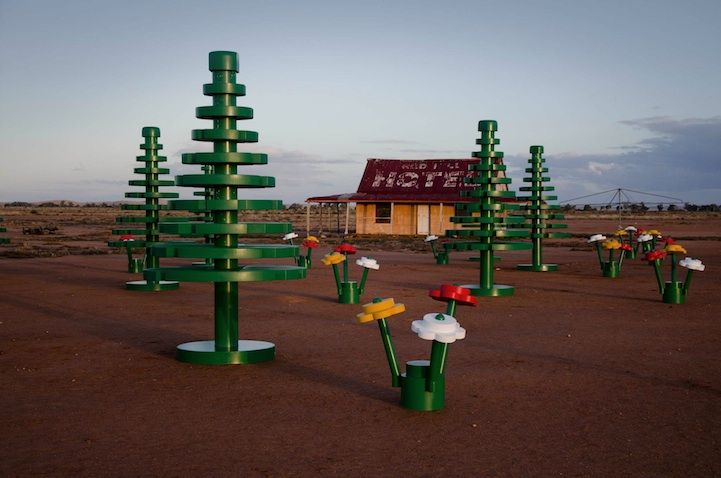 : Forests, Broken Hill, Size Lego, Lego Forest, Flower, Australian Outback