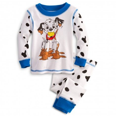 Go Fetch 101 Dalmatians Pj Pal Baby Boy And Little Man
