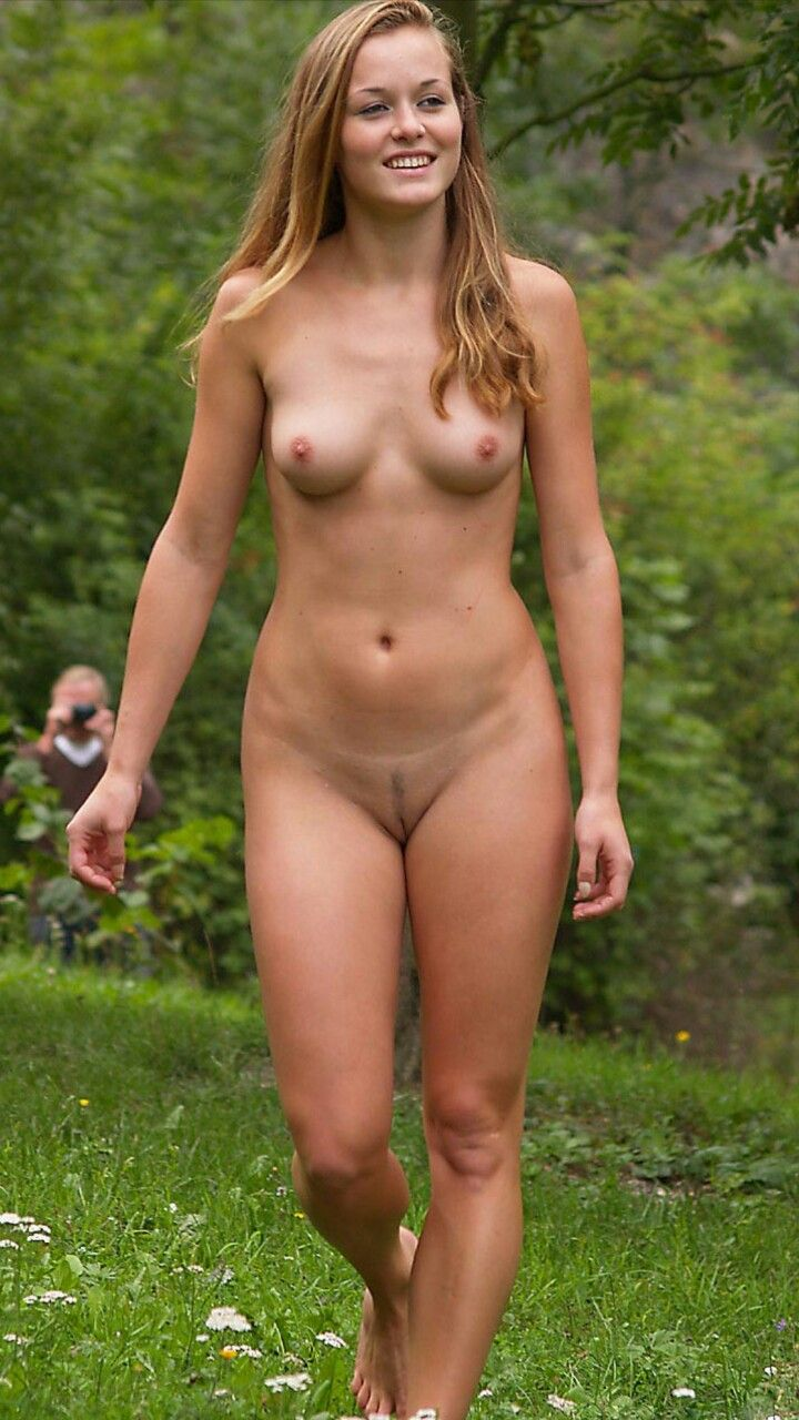 Please the outdoors nudist girls family was and