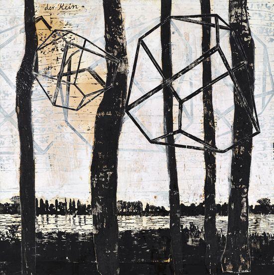 Anselm Kiefer: Der Rhein (1982/2013)