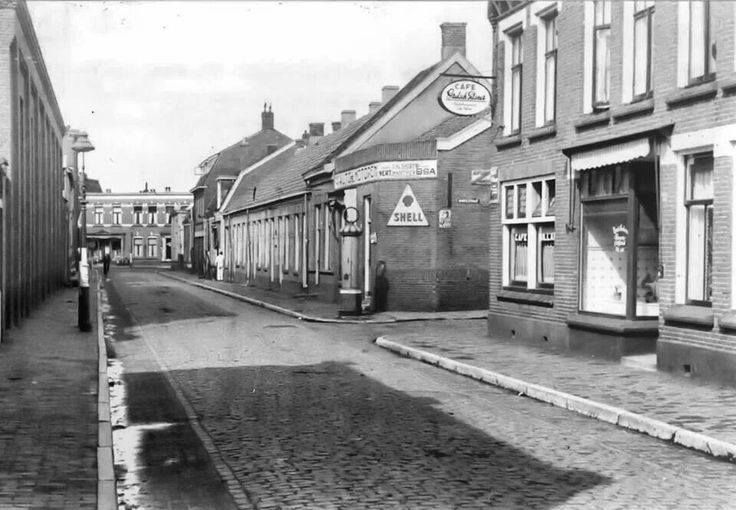Koningstraat Enschede (jaartal: 1960 tot 1970) - Foto's SERC