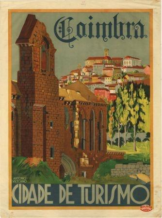 Coimbra cidade de turismo, #Portugal  Via http://20agetravel.blogspot.pt/