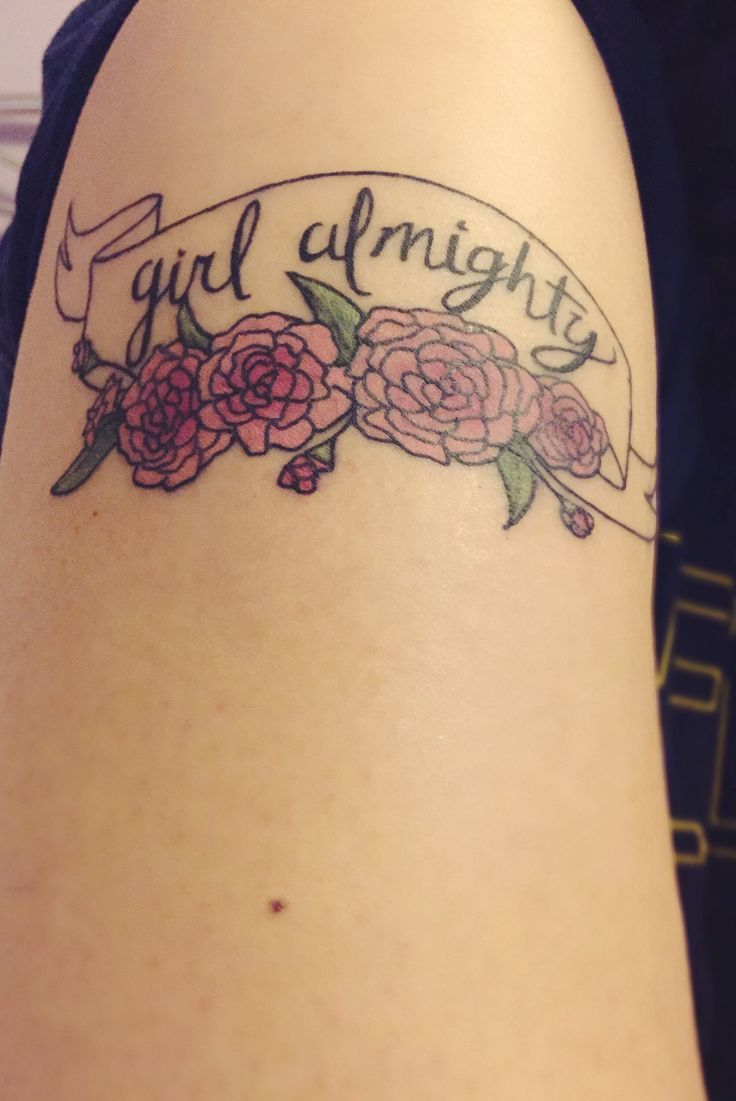 Girl almighty one direction tattoos