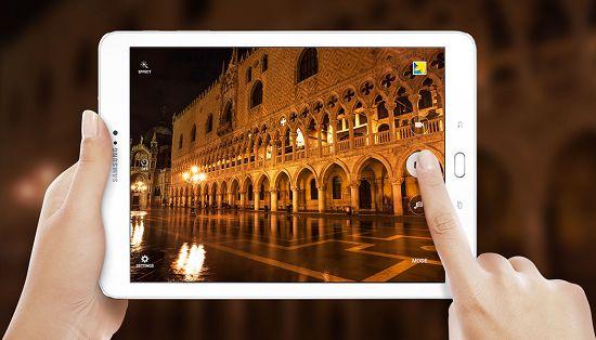 Samsung Galaxy Tab S3 Duyuruldu