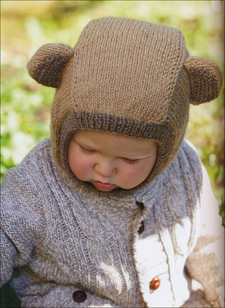 """From """"Baby Knits Made Easy"""""""