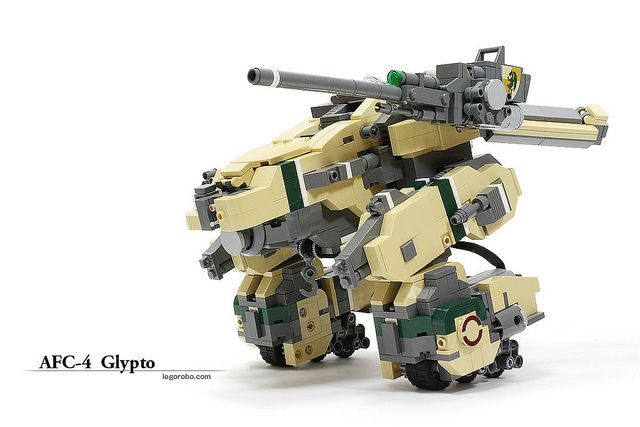 "From Brothers Brick: ""The Japanese builders know their mechs, and this one by Legorobo is a prime example. Beyond looks, the mech features remote controlled movement and more."" AFC4-01 by Legorobo: Ap Lego, Lego Sci Fi, 04 Lego, Things Lego, Afc4 01 Mecha, Lego Mecha, Legorobo Waka, Lego Robots, Misc"