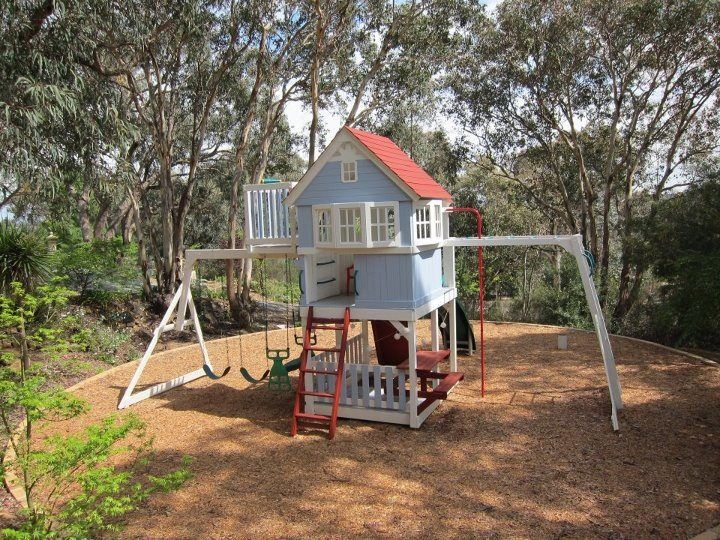 1000 ideas about cedar swing sets on pinterest swing sets wooden swing sets and wooden swings - Johnstones exterior paint set ...
