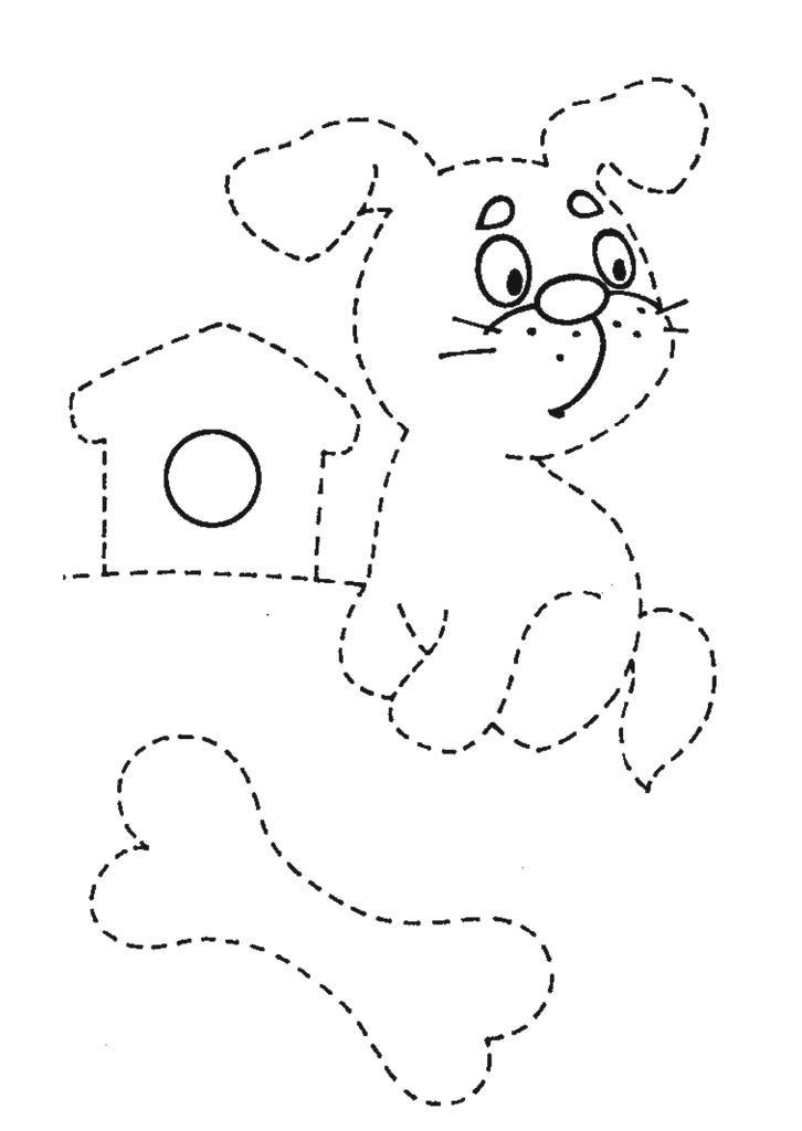 лак кошка пунктирная картинка иосиф