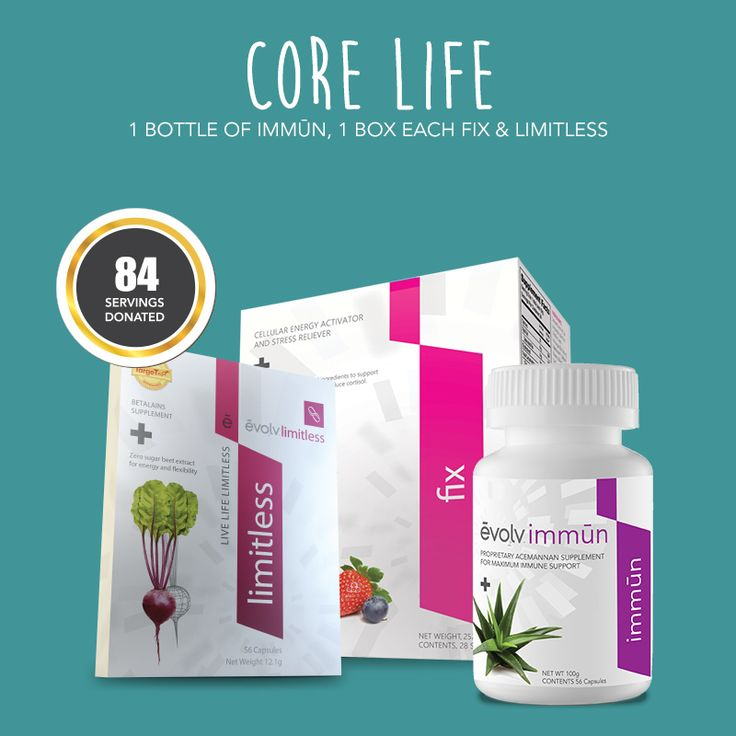 Core Life Formula