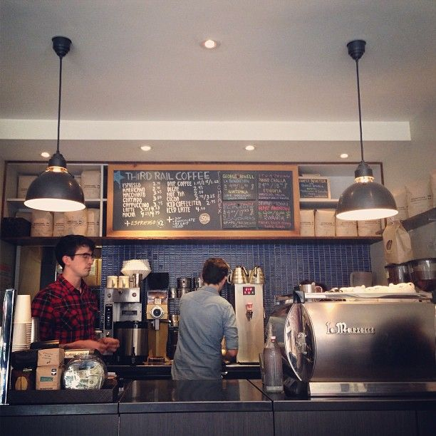 Third Rail Coffee in New York, NY
