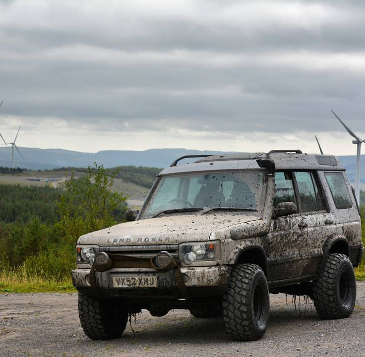 17+ Images About Land Rover Discovery On Pinterest