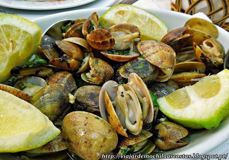 Viajar de Mochila às Costas: Gastronomia Portuguesa