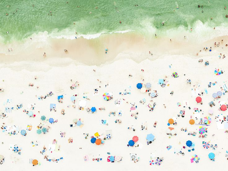 Gorgeous Aerial Shots of Beaches, Taken While Hanging From a Helicopter by Antoine Rose