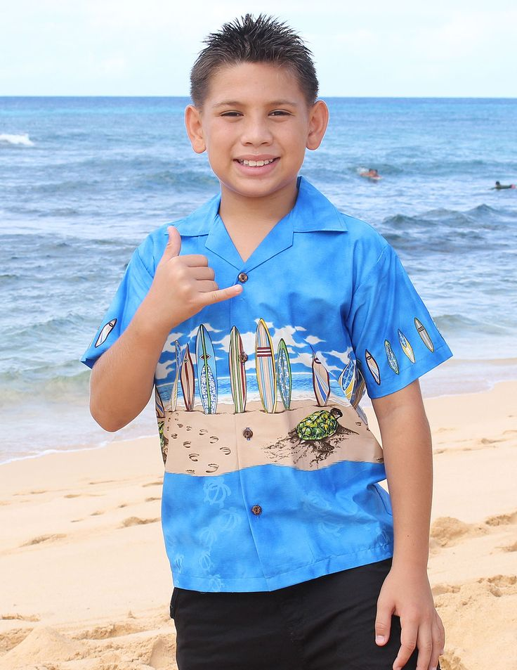 41 best images about Boys Hawaiian Wear on Pinterest | Surf board designs Shirts and Clothing ...