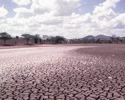 La tierra se partio en pedasos por la sequia, esto sucedio en Europa el año 2011