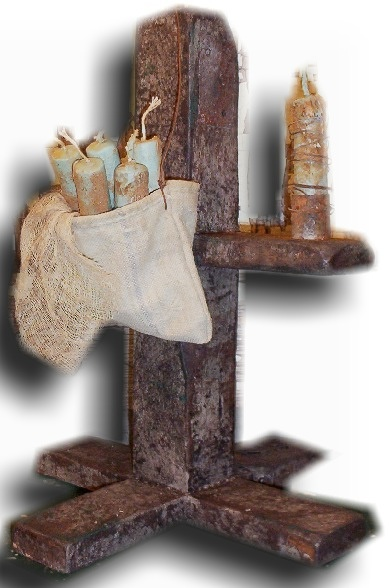 Best 25 candle stands ideas on pinterest tall candle Country primitive home decor wholesale