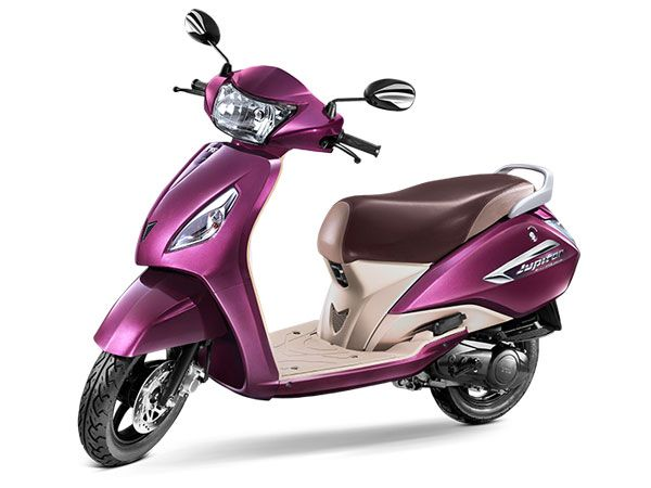 TVS Working On A New 125CC Scooter — To Launch New Scooter Brand