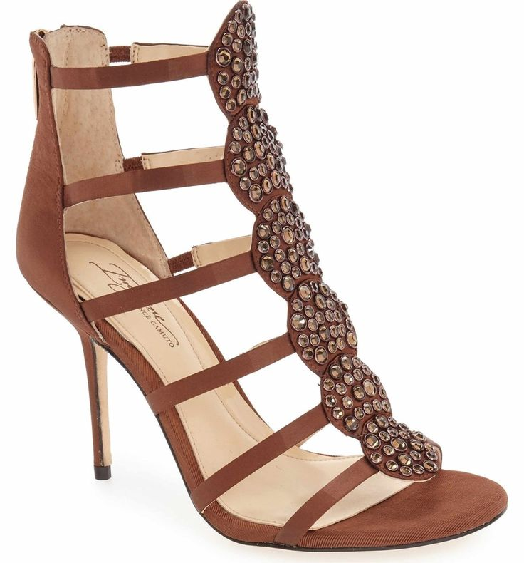 Main Image - Imagine by Vince Camuto 'Reya' Crystal Sandal (Women)