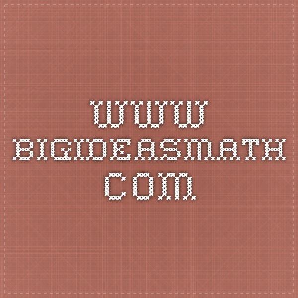 www.bigideasmath.com