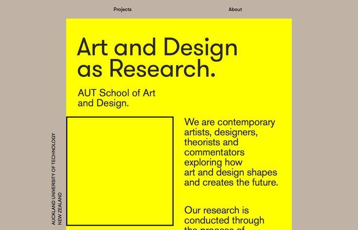 N˚46 : Art Design Research