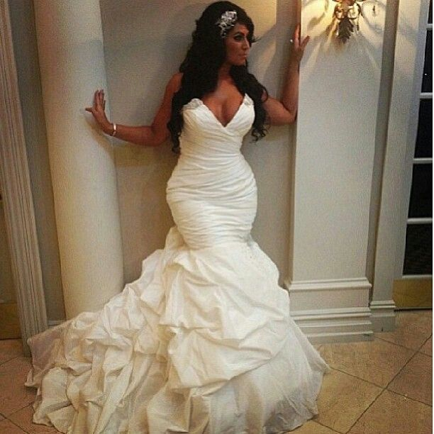 Tracy DiMarco Wedding