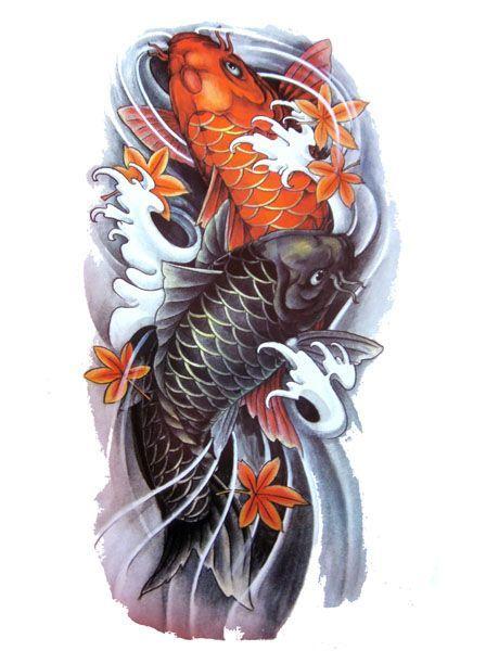 28 Best Faith Koi Fish Tattoo Images On Pinterest