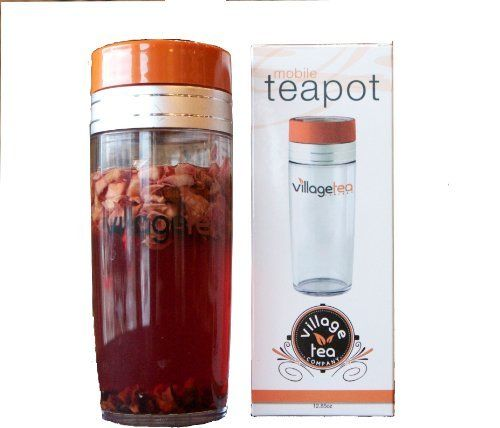 Village Tea Company Mobile Loose Leaf Tea Travel Mugs with Microstrainer - BPA Free, 12.85-Ounces by Village Tea Company, http://www.amazon.com/dp/B003MSO4D6/ref=cm_sw_r_pi_dp_Dh8trb1ME91S9
