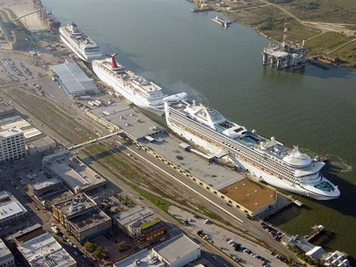 Superb The Port Of Galveston Offers Online Reservation For Parking Lots In Advance  When Sailing Out Of The Port For All Cruise Passengers.