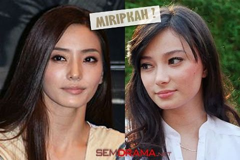 Asmirandah vs Han Chae Young