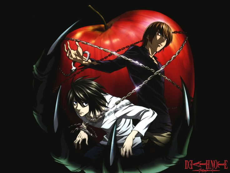 81 best Death Note images on Pinterest Manga anime, Anime boys - death note