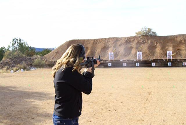 Women of Remington Series - Jessica Kallum http://www.womensoutdoornews.com/2015/02/women-remington-outdoor-company-jessica-kallam/ Jessica-Remington-AR