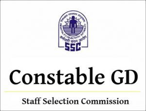 SSC GD Constable Recruitment 2017 released here. Get SSC GD Constable Bharti 2017, SSC GD Constable Notification 2017 and apply online at ssc.nic.in.