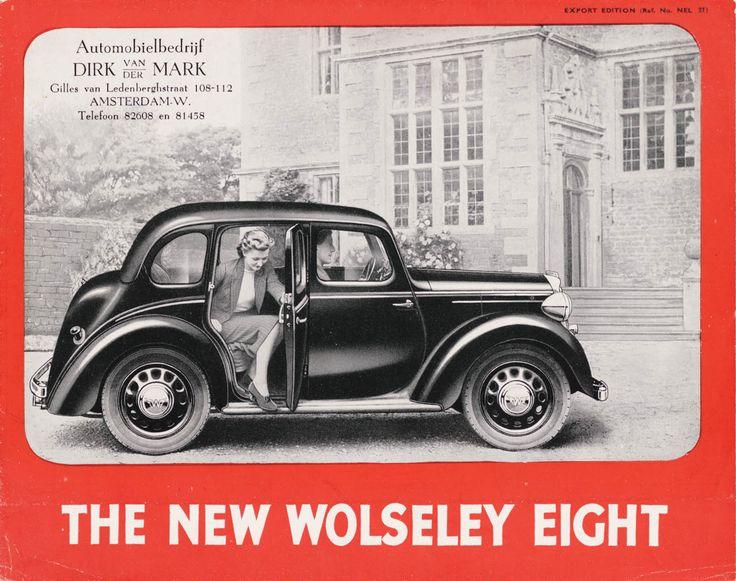 1947 Wolseley Eight
