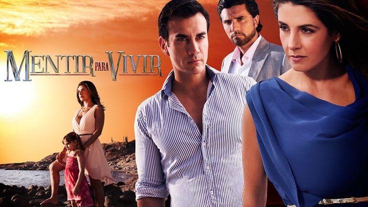 Mentir para vivir es una telenovela mexicana producida por Rosy Ocampo para Televisa, basada en una historia escrita por María Zarattini; s...