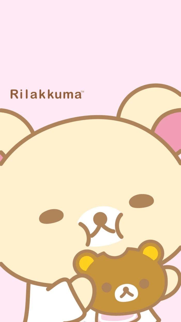 Korilakkuma With Rilakkuma Cookie ๑ ๑ Rilakkuma Wallpaper
