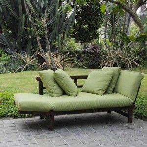 Lounge sofa outdoor holz  Die besten 25+ Outdoor futon Ideen auf Pinterest | Holzpalette ...